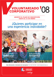 Voluntariado Corporativo'08