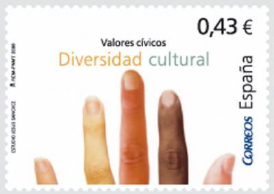 Diversidad cultural (y filatelia)